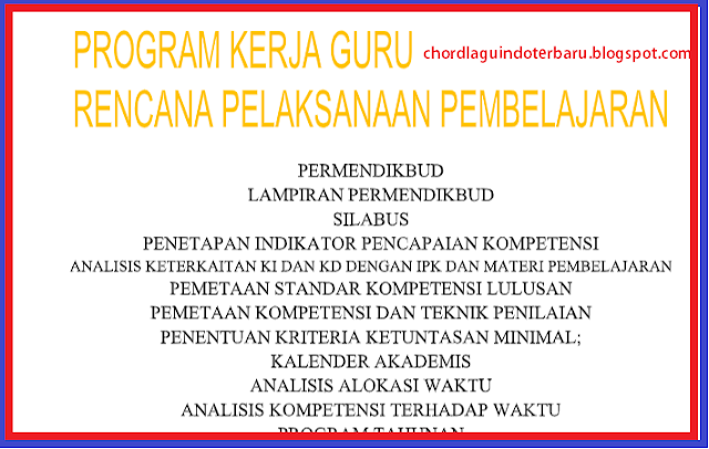 RPP PAI Kelas X K13 Revisi 2019