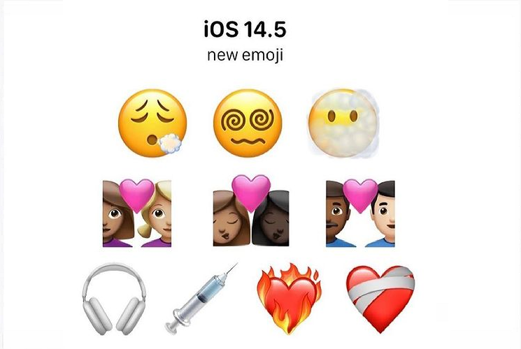 iOS 14.5 beta 2 updates introduces 217 new emojis