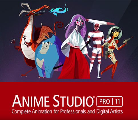 Anime Studio Pro 11.2 Build 18233 Final