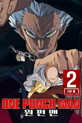 One Punch Man 2ª Temporada Torrent