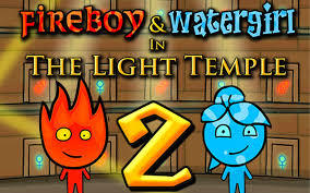 Play Fireboy And Watergirl 2: The Light Temple Online
