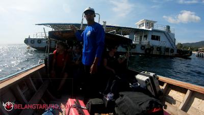 Meninggalkan Floating Pier Ke Pulau Lipe