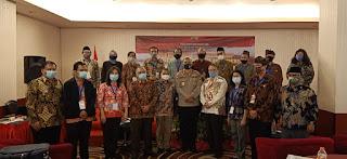 Direktur Pembinaan Masyarakat Polda Metro Jaya Hadiri FGD Tentang Radikalisme dan Anti Pancasila.