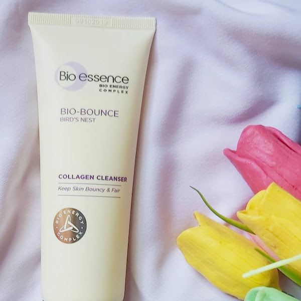 Review Bio Essence Collagen Cleanser dengan Bird's Nest Extract