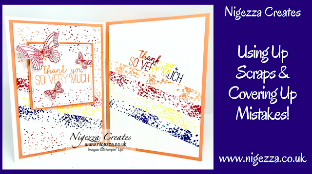 Nigezza Creates with Stampin' Up! and Butterfly Gala and Artisan Textures