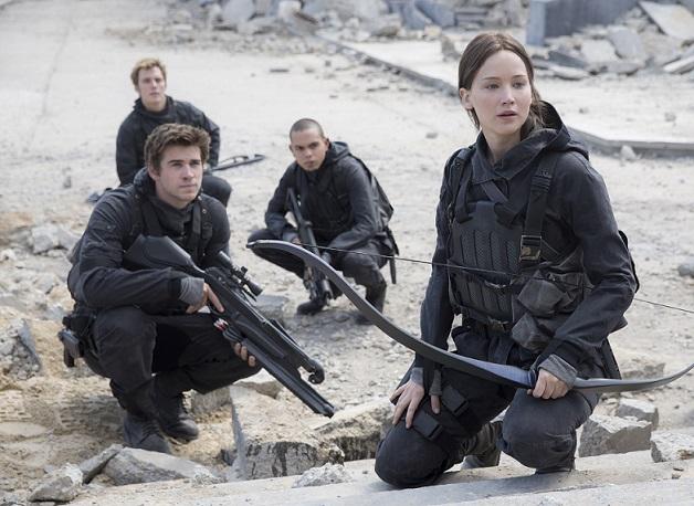 Hunger Games: Síla vzdoru 2. část (The Hunger Games: Mockingjay – Part 2) – Recenze