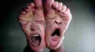 Superstitii despre talpa piciorului