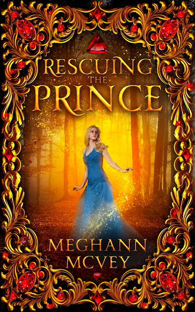 rescuing-the-prince, meghann-mcvey, book
