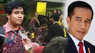 Jokowi: Saya Akan Kirim BEM UI ke Asmat, Biar Lihat Medan di Sana