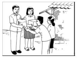 Contoh Soal UAS PKN Kelas 1 SD Semester 1 Kurikulum 2013 Tahun 2019/2020
