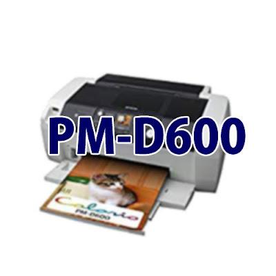 Epson Colorio PM-D600ドライバーのダウンロード