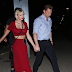 > VIDEO: Taylor Swift y su nuevo novio juntos en el concierto de Selena Gómez