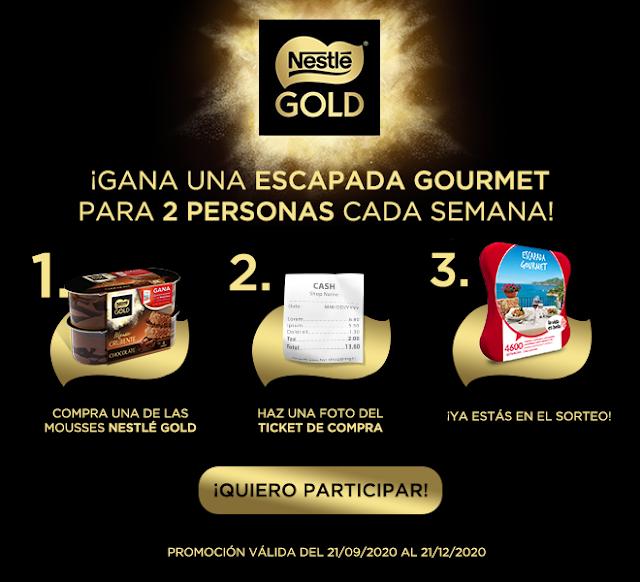 Nestlé GOLD