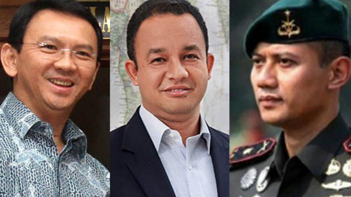 PKB Menari Kegirangan, Elektabilitas Agus-Sylvi Kalahkan Anies-Sandi, Ahok-Djarot Tetap Menang!