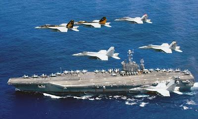 La Marina de EE.UU. en el marco de su nueva estrategia marítima