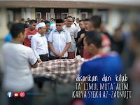 5 Pesan Syaikh Az-Zarnuji Agar Sukses di Boarding School