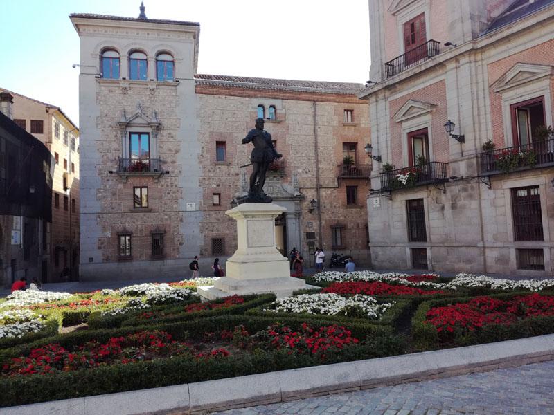 Foto: Plaza de la Villa - Madrid