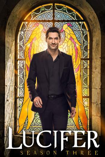 Lucifer 3ª Temporada (2017) Torrent – BluRay 720p Dual Áudio