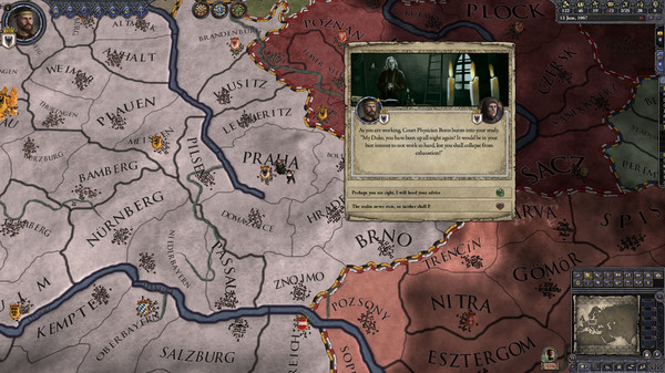 Crusader Kings 2 The Reapers Due PC Game
