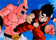 Dragon Ball Z Buu vs Gohan