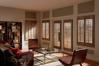 Made in the Shade can create custom shutters to enhance the style and value of your Prescott home.
