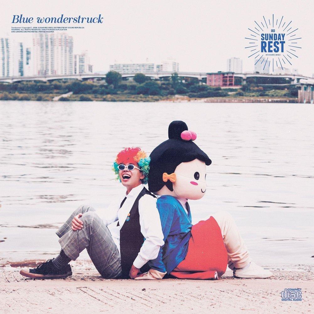 Sundayrest – Blue wonderstruck – Single