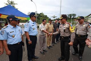 Pengamanan PLBN Entikong dan Jagoi Babang Menjadi Perhatian Khusus Kapolda Kalbar