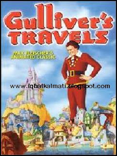 Gulliver's Travels Stories for Children in Urdu