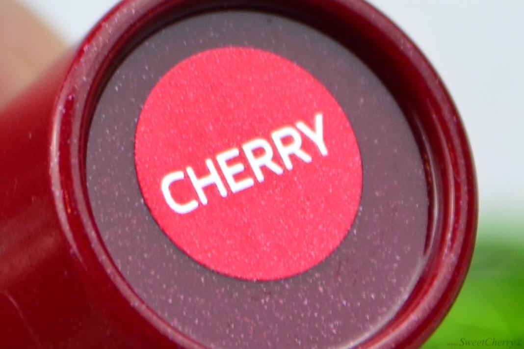 Alverde Sortiment 2017 - Tinted Lipbalm Cherry