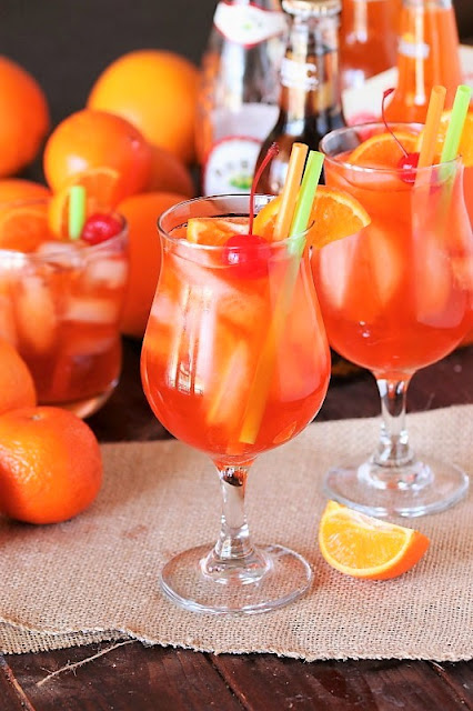How to Make an Orange Creamsicle Shirley Temple image