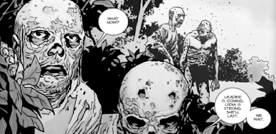 This is what The Whisperers look like in The Walking Dead comics
