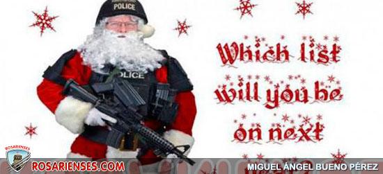 Así felicita la policía de Canadá a los criminales en Navidad | Rosarienses, Villa del Rosario