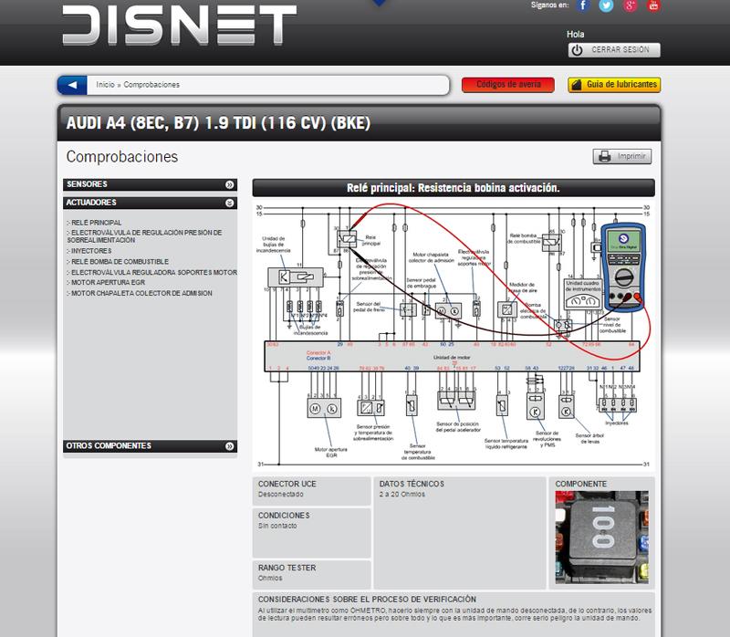 Blog Mecánicos: Código de avería del relé principal J271 en varios