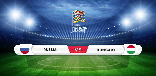 Russia vs Hungary – Highlights
