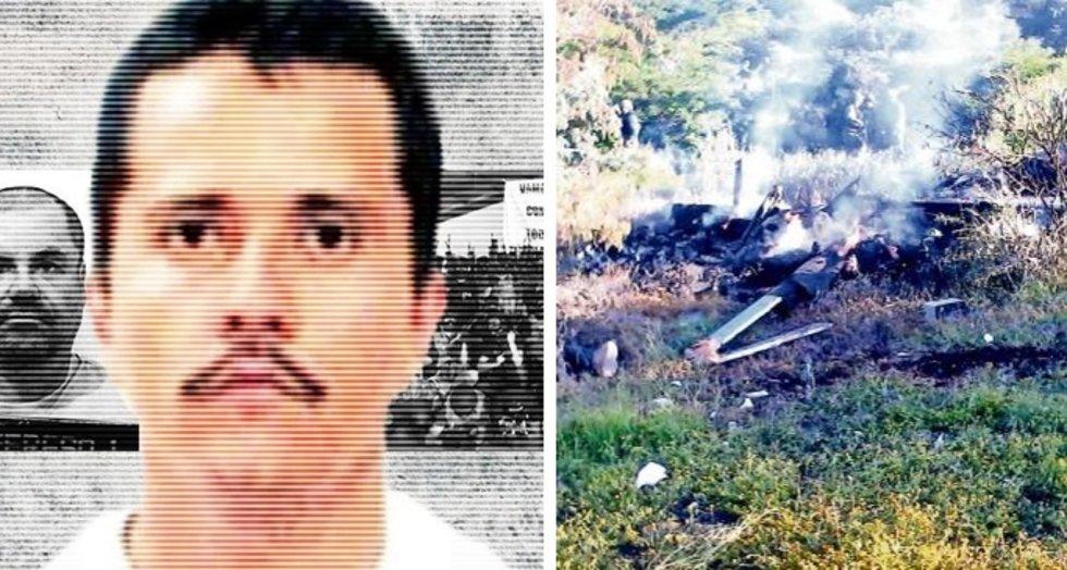 'El Mencho', líder del Cártel Jalisco Nueva Generación y sus increíbles escapes... ¡hasta derribó un helicóptero!