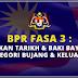 BPR FASA 3 : Semakan Tarikh & Baki Pembayaran Mengikut Kategori Bujang & Keluarga