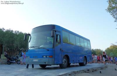 Autobus Elvo (ΕΛΒΟ) na Akropolu