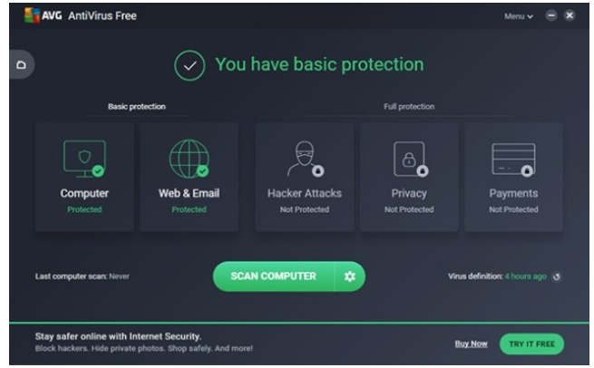 Top 5 2018 Best Free Antivirus Software To Protect Your PC