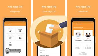 Ayo Jaga TPS Apk - Download Aplikasi PEMILU 2019