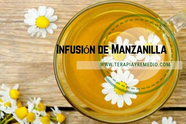 Las propiedades de la infusión de manzanilla, Matricaria chamomilla : sedantes, digestivas,