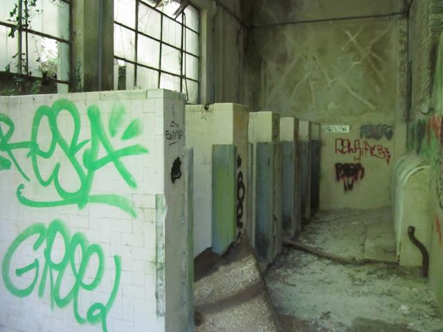 Bagni abbandonati
