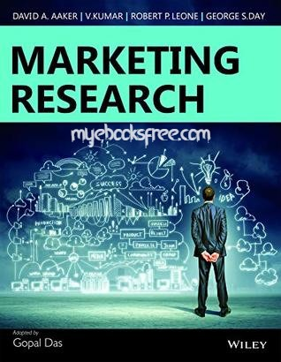 Marketing Research Pdf Book by Aaker, Kumar, Leone, Day