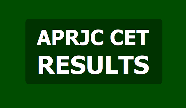APRJC CET 2019 Results /APRJC Entrance Test results 2019 to be out on May 21