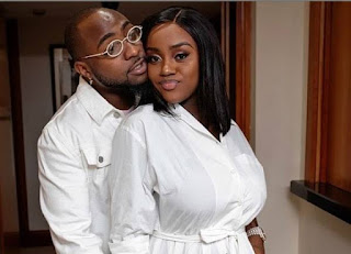 Davido Fiancee Chioma Tested Negative twice for Coroanvirus — See reactions from Fans