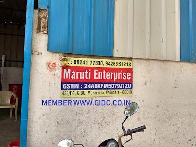 MARUTI ENTERPRISE - 9824177800 9426591218