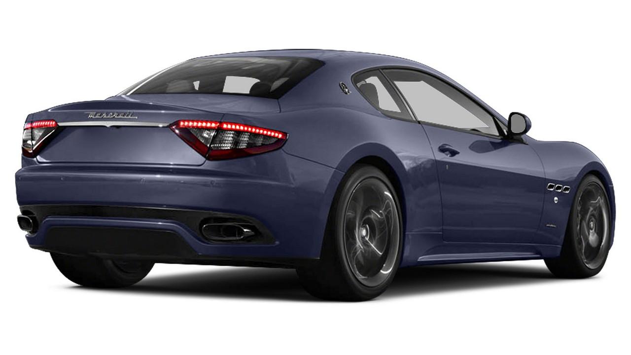 2015 Maserati GranTurismo MSRP
