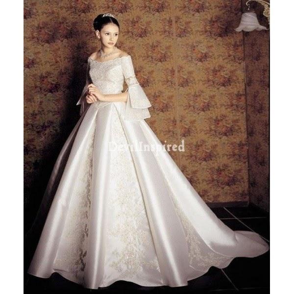 Vintage Victorian Wedding Dresses