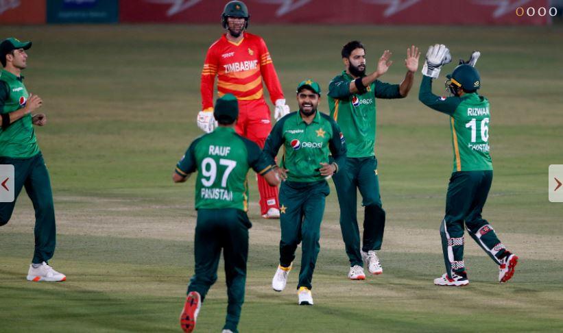 Pakistan win 1st ODI by 26 runs as Zimbabwe bundle out for 255