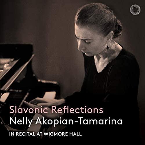 Slavonic Reflections; Chopin, Janáček, Medtner, Lyadov; Nelly Akopian-Tamarina; Pentatone