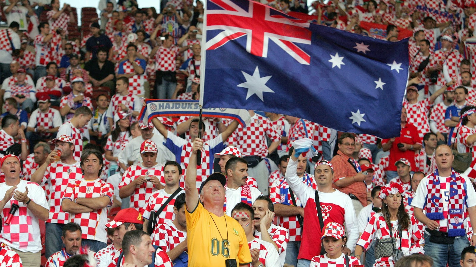 Image result for Australia Croatia 2006